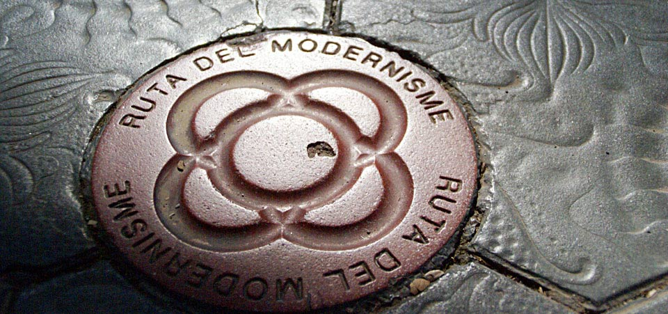 ruta modernisme